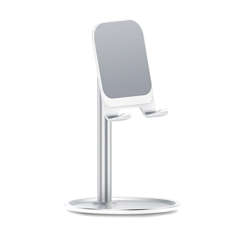 Suport Birou USAMS Mobile Phone Desktop Holder - US-ZJ048 - White
