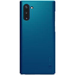 Husa Samsung Galaxy Note 10 Nillkin Frosted Blue