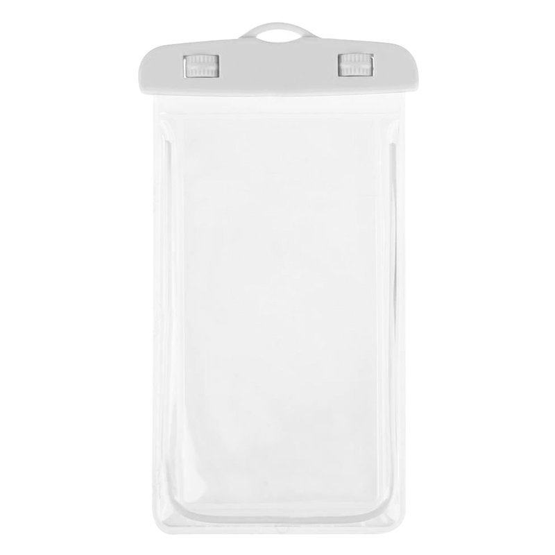 Husa Subacvatica Pentru Telefon USAMS Waterproof Bag - US-YD007 - White