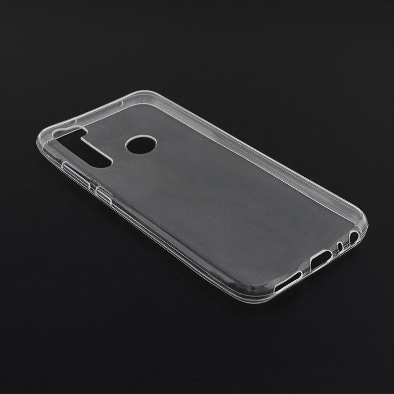 Husa Xiaomi Redmi Note 8 TPU UltraSlim Transparent
