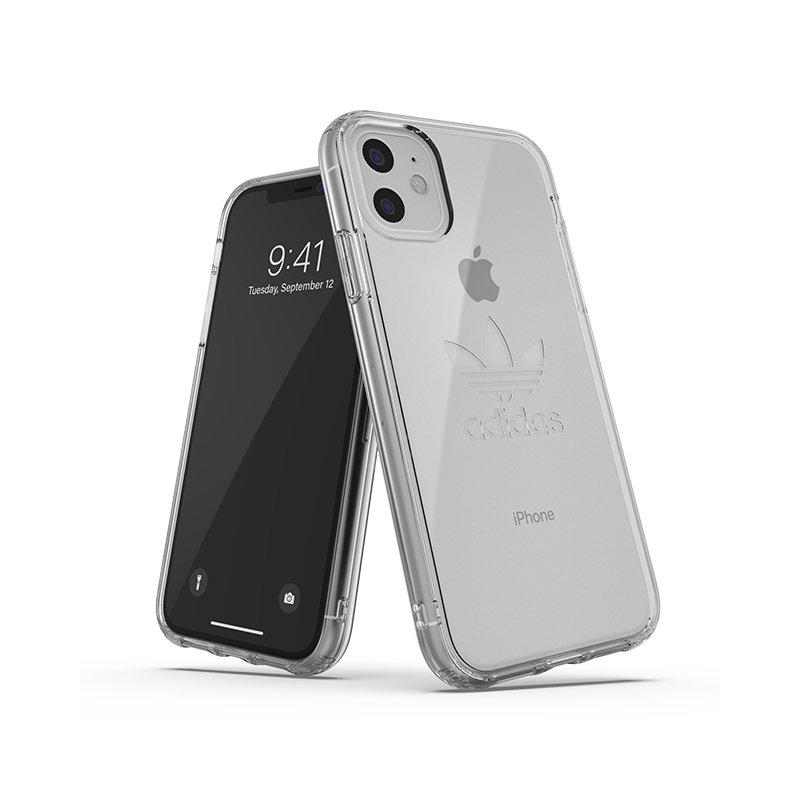 Husa iPhone 11 Adidas Protective Clear - EV7946