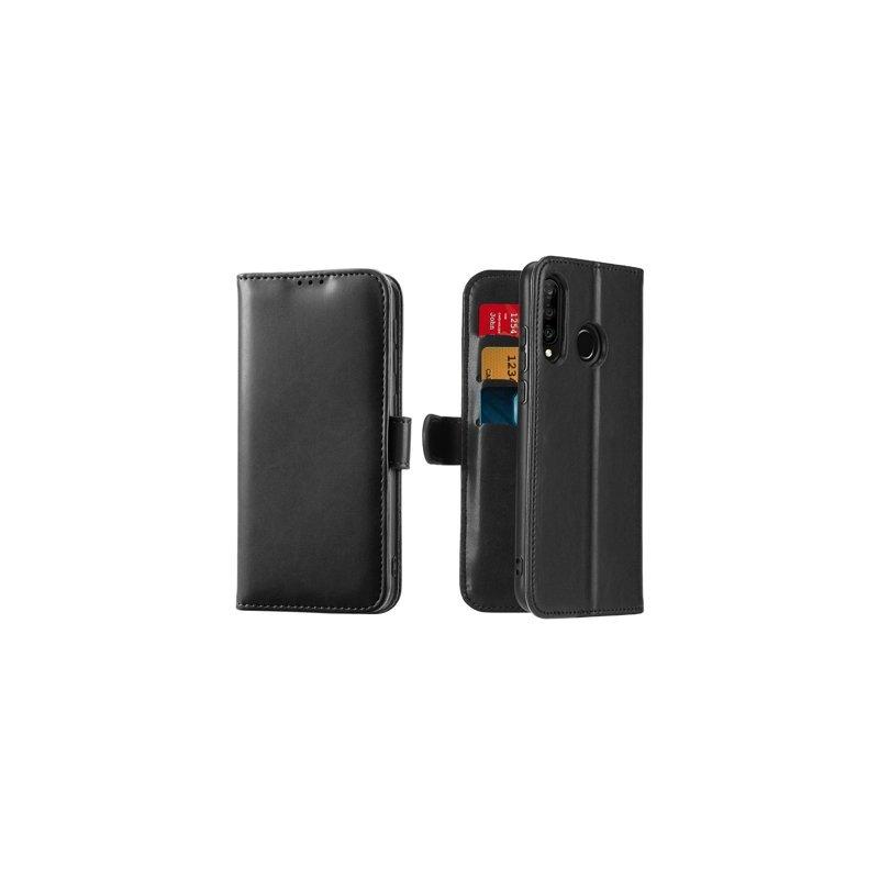 Husa Telefon Huawei P30 Lite Dux Ducis Kado Series Flip - Black
