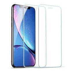 Folie Sticla Telefon iPhone XS ESR Screen Shield 2 Pack - Clear