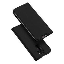 Husa Xiaomi Redmi Note 8 pro Dux Ducis Flip Stand Book - Negru