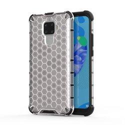Husa Huawei Mate 30 Lite Honeycomb Armor - Transparent
