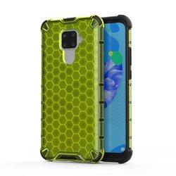Husa Huawei Mate 30 Lite Honeycomb Armor - Verde