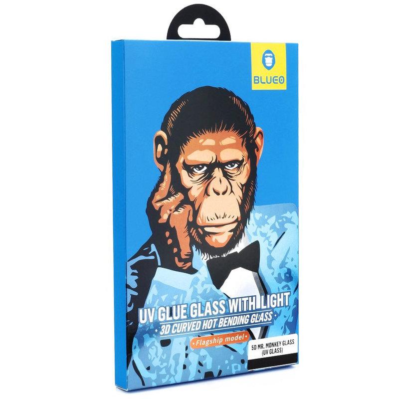 Sticla Securizata Huawei Honor Note 10 Monkey UV FullCover - Clear