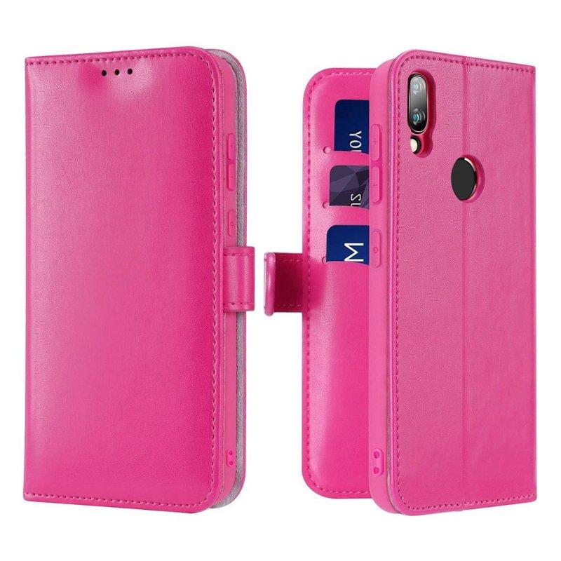 Husa Xiaomi Redmi Note 7 Dux Ducis Kado Series Book - Roz