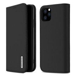 Husa iPhone 11 Pro Dux Ducis Wish Book - Negru