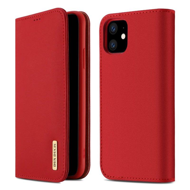 Husa iPhone 11 Dux Ducis Wish Book - Rosu