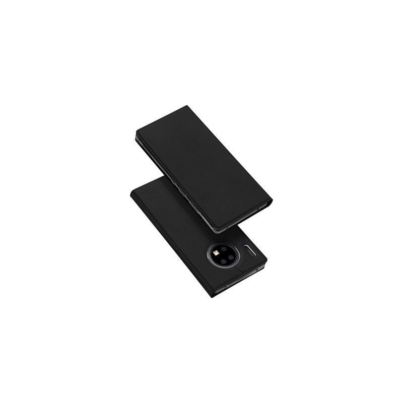 Husa Huawei Mate 30 Pro Dux Ducis Flip Stand Book - Negru