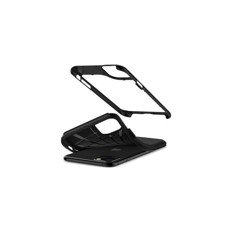 Bumper Spigen iPhone 11 Pro Max NX Hybrid - Matte Black