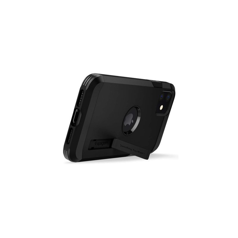 Bumper Spigen iPhone 11 Tough Armor - Black