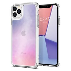Husa iPhone 11 Pro Max Spigen Quartz Hybrid - Gradation