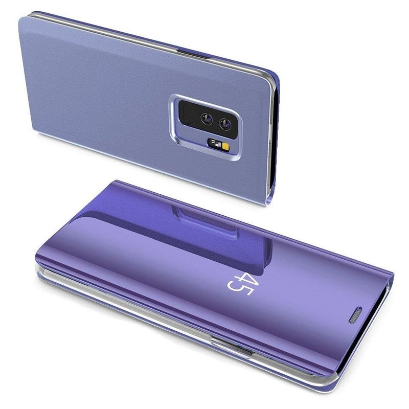 Husa Xiaomi Redmi Note 8 Flip Standing Cover - Purple