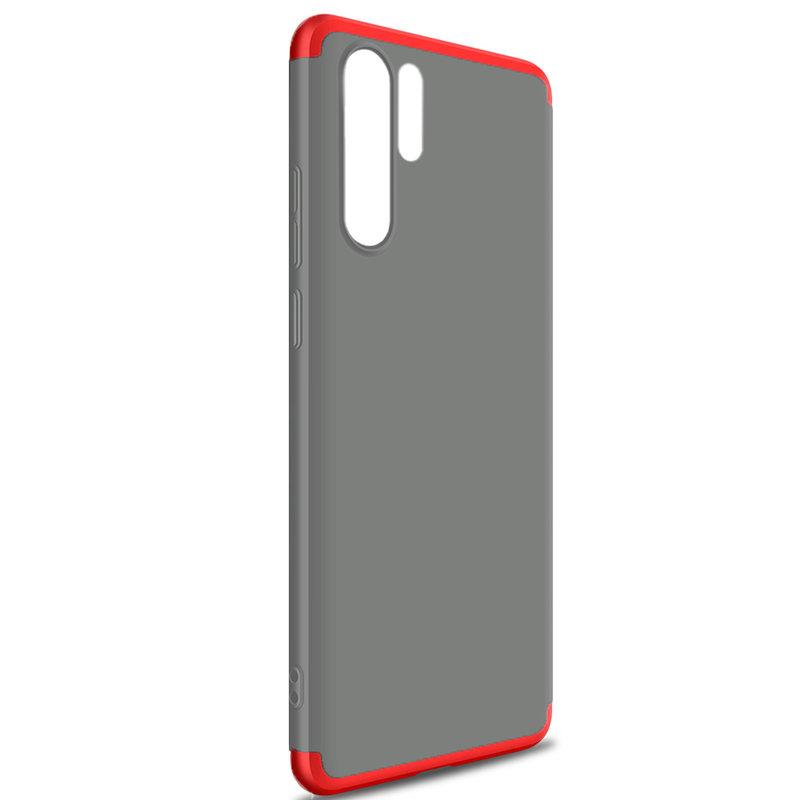 Husa Xiaomi Mi 9T GKK 360 Full Cover Fumuriu/Rosu