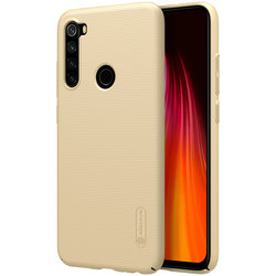 Husa Xiaomi Redmi Note 8 Nillkin Super Frosted Shield - Gold