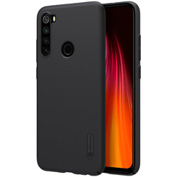 Husa Xiaomi Redmi Note 8 Nillkin Super Frosted Shield - Black