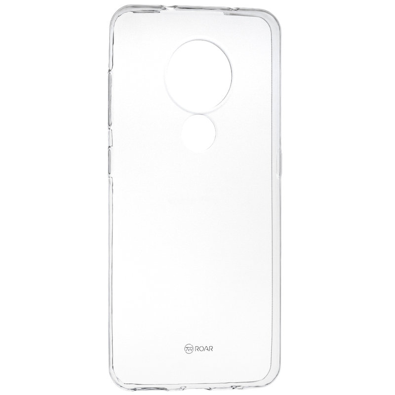 Husa Nokia 6.2 2019 Roar Colorful Jelly Case - Transparent