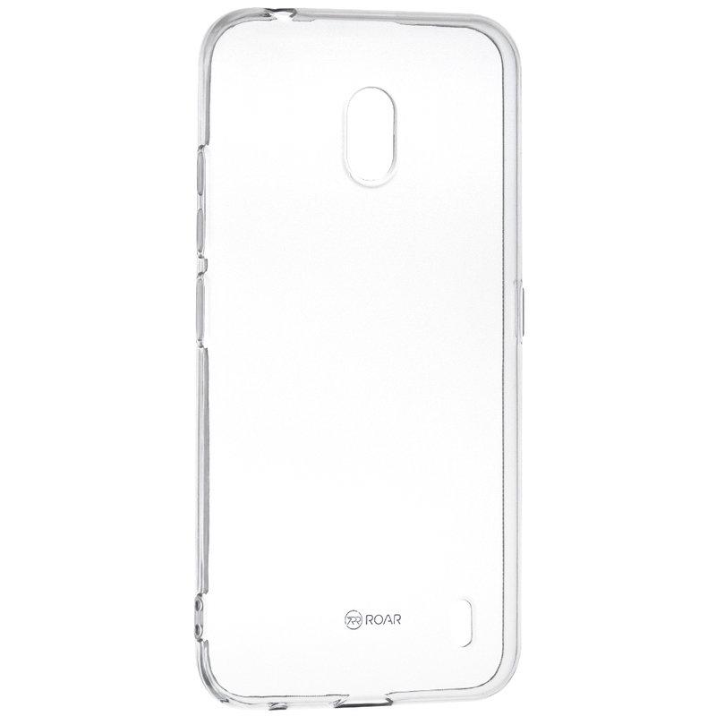 Husa Nokia 2.2 Roar Colorful Jelly Case - Transparent