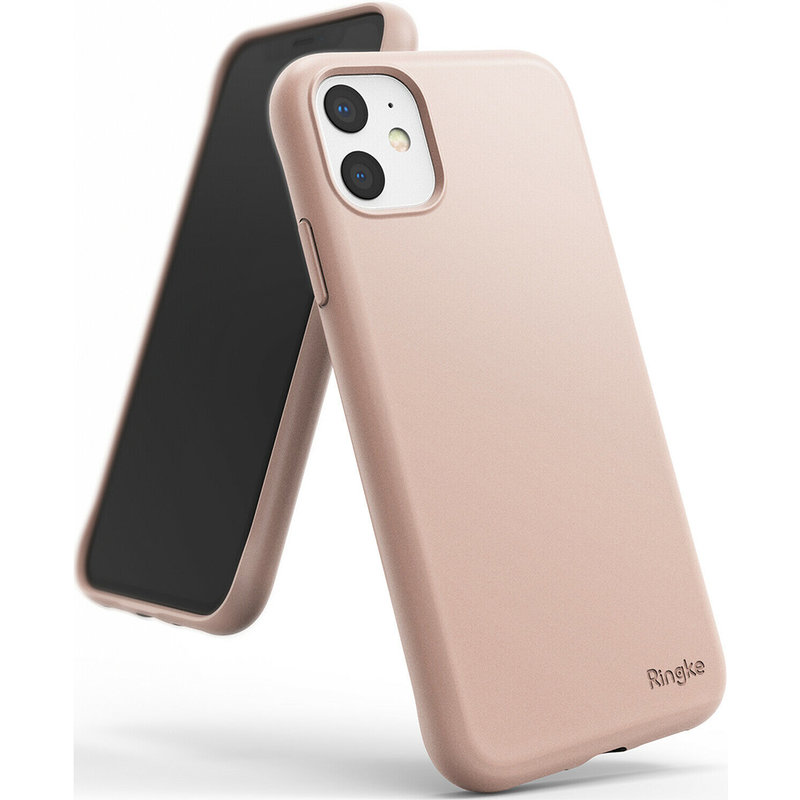 Husa iPhone 11 Ringke Air S - Pink Sand