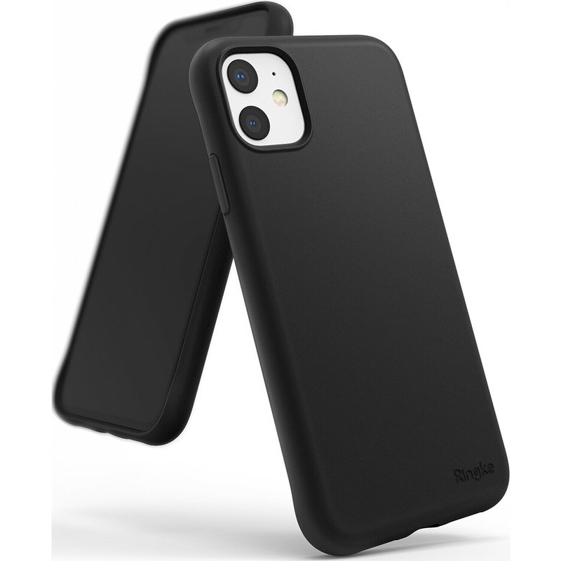 Husa iPhone 11 Ringke Air S - Black