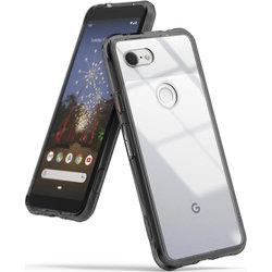 Husa Google Pixel 3 XL Ringke Fusion - Smoke Black