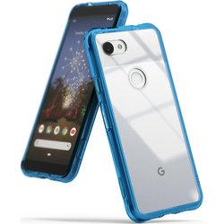 Husa Google Pixel 3a XL Ringke Fusion - Aqua Blue