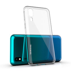Husa Samsung Galaxy A2 Core TPU UltraSlim - Transparent