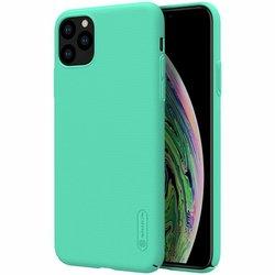 Husa iPhone 11 Pro Max Nillkin Super Frosted Shield - Mint Green