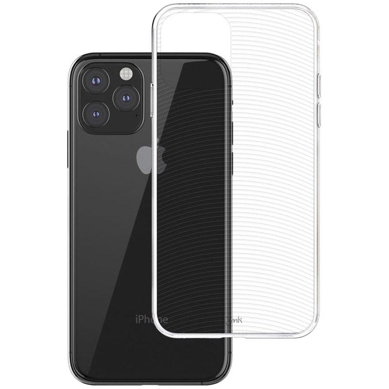 Husa iPhone 11 Pro Max 3MK Armor Case - Clear