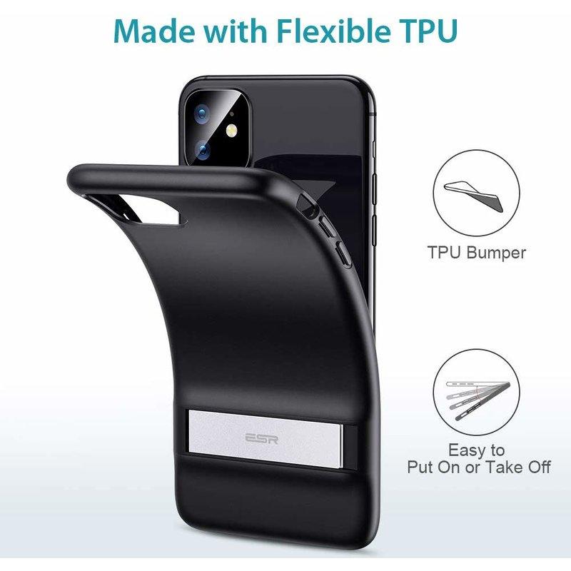 Husa iPhone 11 ESR Air Shield Boost - Negru