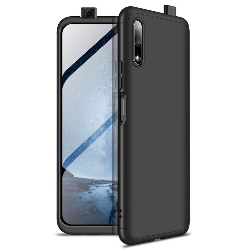 Husa Huawei Honor 9X Pro GKK 360 Full Cover Negru