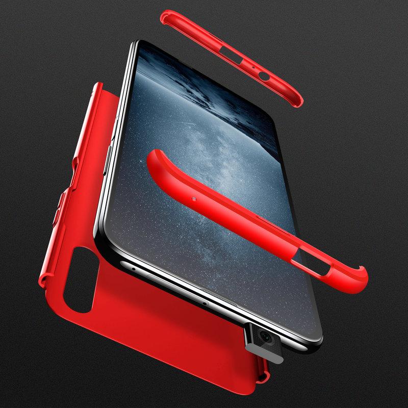 Husa Huawei Honor 9X GKK 360 Full Cover Rosu