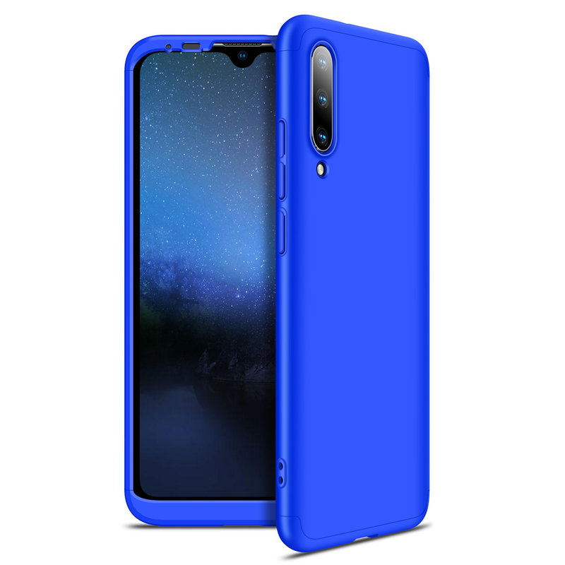 Husa Xiaomi Mi A3 / Mi CC9e GKK 360 Full Cover Albastru