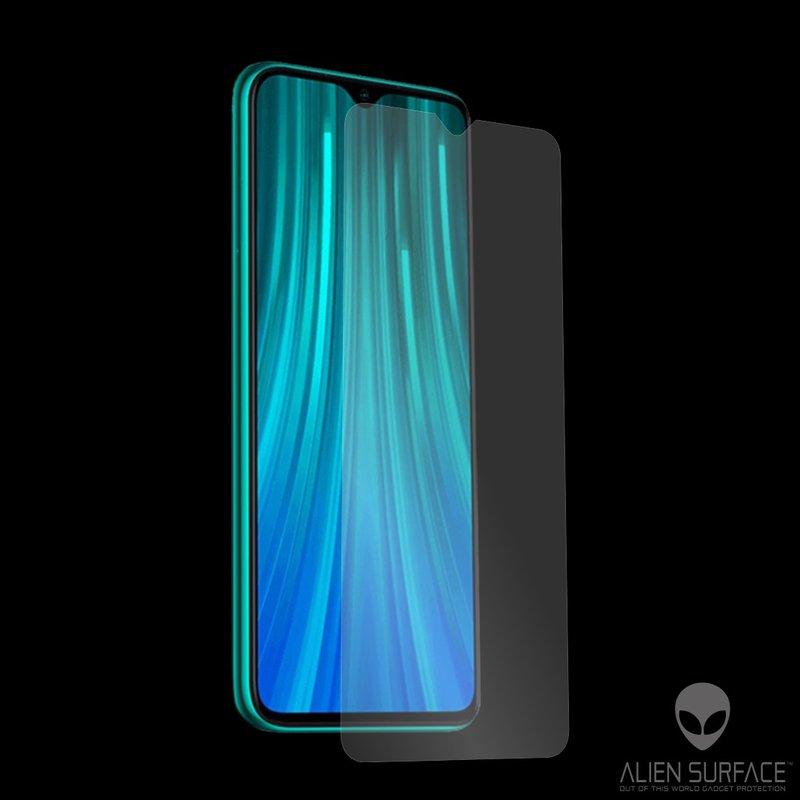 Folie Regenerabila Xiaomi Redmi Note 8 Pro Alien Surface XHD, Case Friendly - Clear