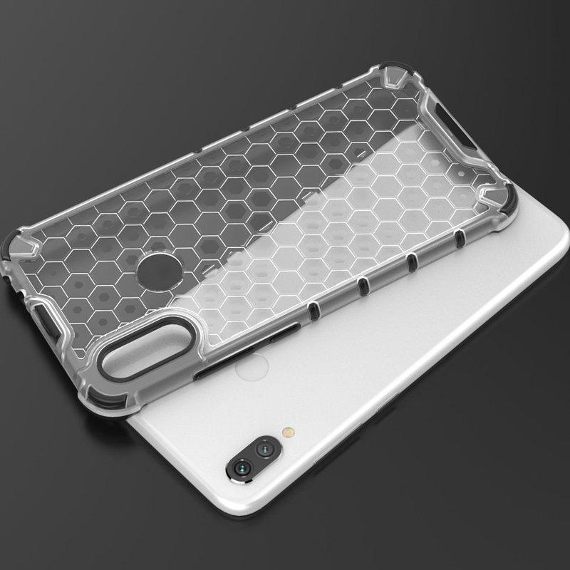 Husa Xiaomi Redmi Note 7 Honeycomb Armor - Transparent