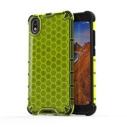 Husa Xiaomi Redmi 7A Honeycomb Armor - Verde