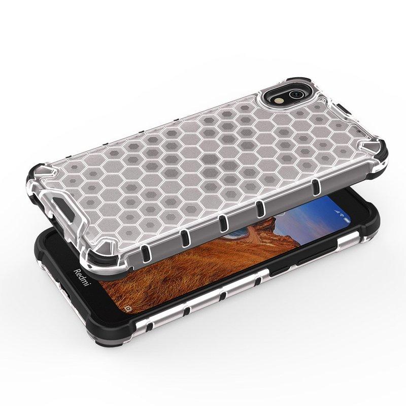 Husa Xiaomi Redmi 7A Honeycomb Armor - Transparent