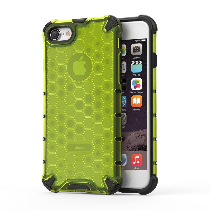 Husa iPhone 7 Honeycomb Armor - Verde