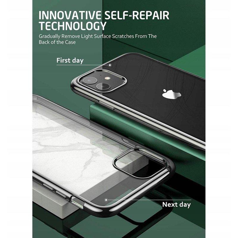 Husa iPhone 11 Supcase Electro Unicorn Beetle - Negru