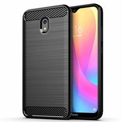 Husa Xiaomi Redmi 8A TPU Carbon - Negru
