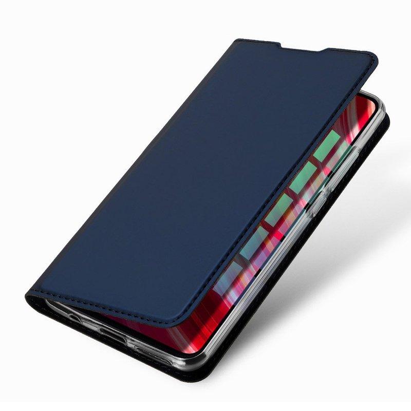 Husa Xiaomi Redmi Note 8 pro Dux Ducis Flip Stand Book - Albastru