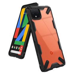 Husa Google Pixel 4 XL Ringke Fusion X - Black