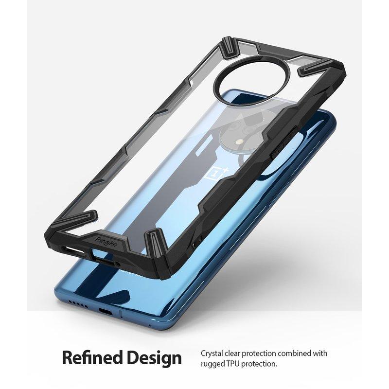 Husa OnePlus 7T Ringke Fusion X - Black