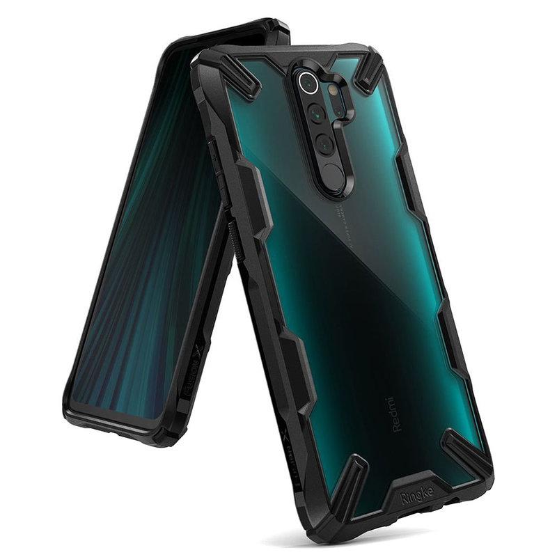 Husa Xiaomi Redmi Note 8 pro Ringke Fusion X - Black