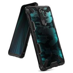 Husa Xiaomi Redmi Note 8 pro Ringke Fusion X Design - Camo Black