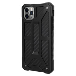 Husa iPhone 11 Pro Max UAG Monarch Series - Carbon Fiber