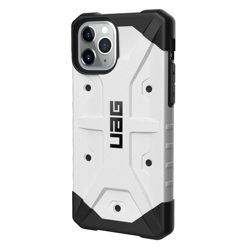 Husa iPhone 11 Pro UAG Pathfinder Series - White