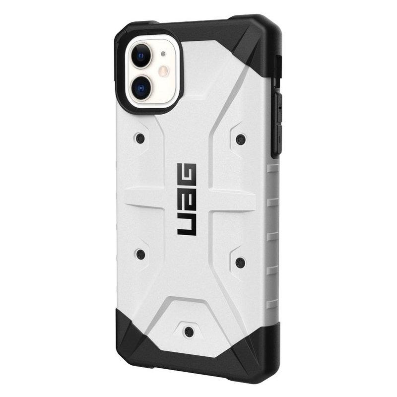 Husa iPhone 11 UAG Pathfinder Series - White